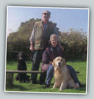 Mike and Sue - South Staffs Dog Training